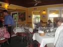 Cafe Tango Inside