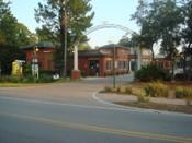 GR entrance