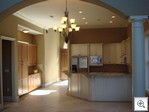 Bayshore Den to Kitchen